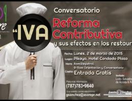 Conversatorio IVA Pikayo 450